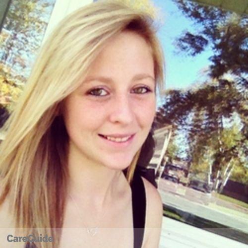 Canadian Nanny Provider Holly Morton's Profile Picture