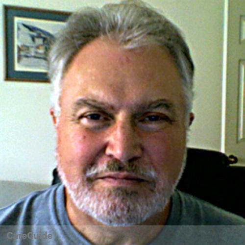 Pet Care Provider Robert Cerri's Profile Picture