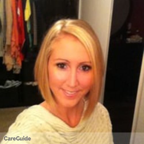 Canadian Nanny Provider Carissa Gamble's Profile Picture