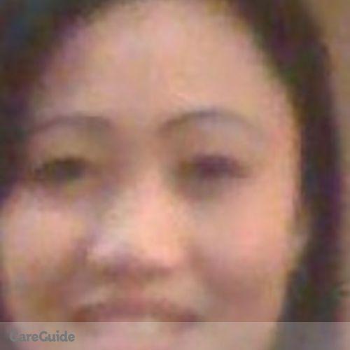 Canadian Nanny Provider Nancy Bonaobra's Profile Picture