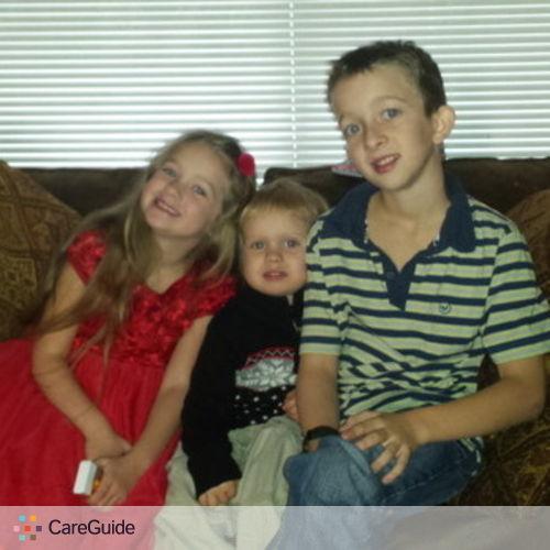 Child Care Job Jesssica Rasmussen's Profile Picture