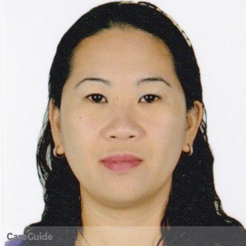 Canadian Nanny Provider Jessica Balino's Profile Picture