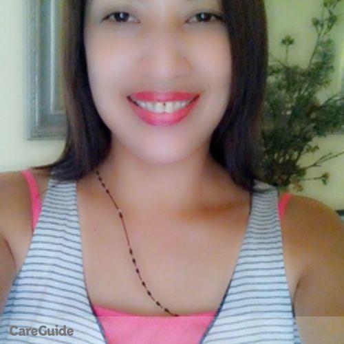 Canadian Nanny Provider Elizabeth Borja's Profile Picture
