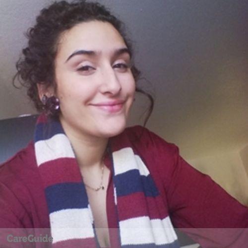 Canadian Nanny Provider Elbaraka Safaa's Profile Picture