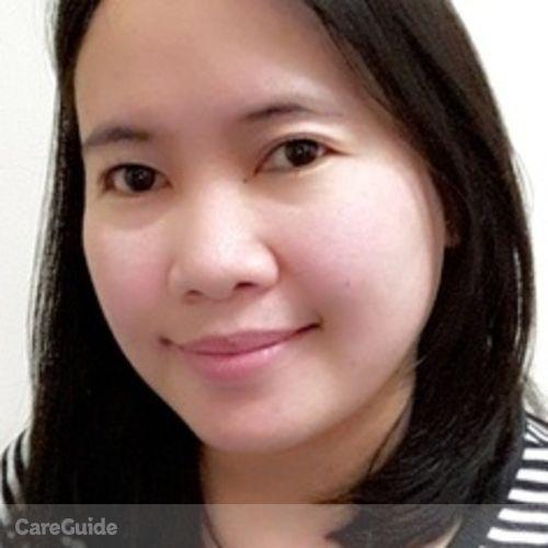 Canadian Nanny Provider Esmeralda M's Profile Picture