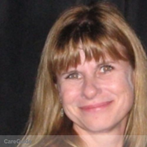 Canadian Nanny Provider Sue From's Profile Picture