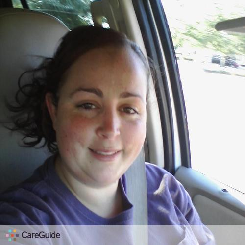 Child Care Provider kristina conaway's Profile Picture