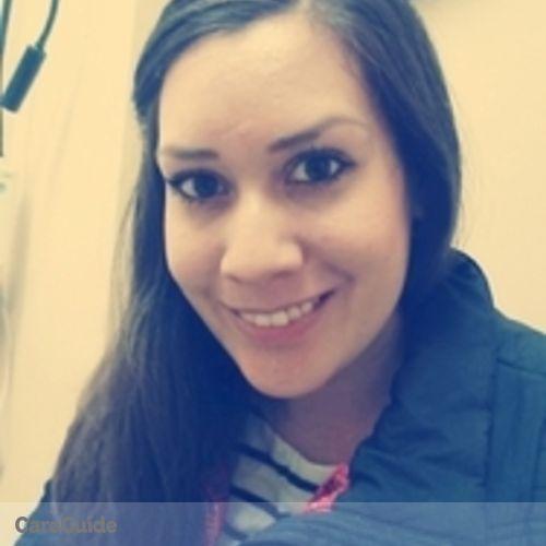 Canadian Nanny Provider Fernanda P's Profile Picture