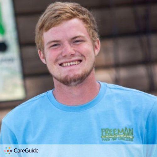 Landscaper Job Marshall Freeman's Profile Picture