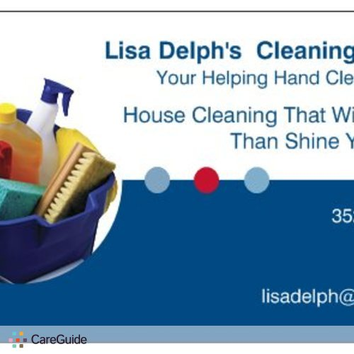 Housekeeper Provider Lisa Delph's Profile Picture
