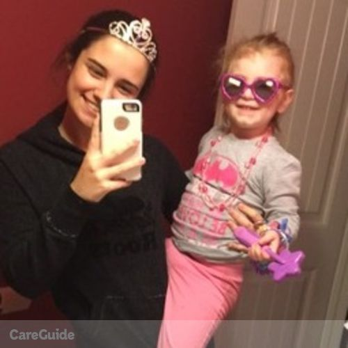 Canadian Nanny Provider Grace Moynagh's Profile Picture