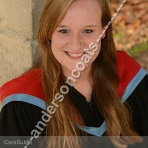 Canadian Nanny Provider Shannon Johnston's Profile Picture