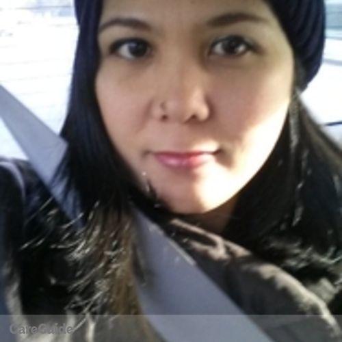 Canadian Nanny Provider Mariel Gatbunton's Profile Picture