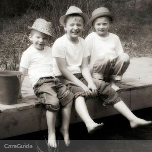Canadian Nanny Job Paul Birkbeck's Profile Picture