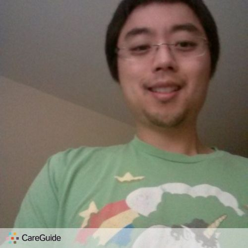 Pet Care Provider Eugene Kim's Profile Picture