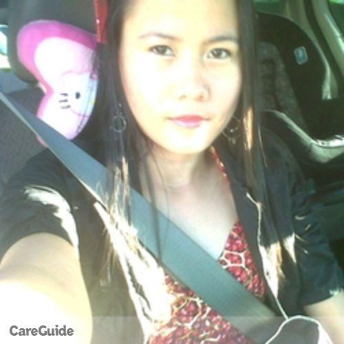 Canadian Nanny Provider Nona Mae Espejo's Profile Picture