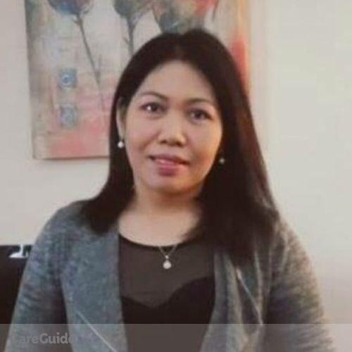 Canadian Nanny Provider Veronica L's Profile Picture