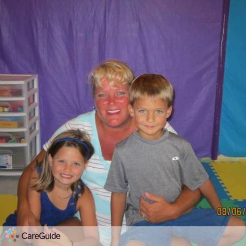 Child Care Provider Kelly Richards's Profile Picture
