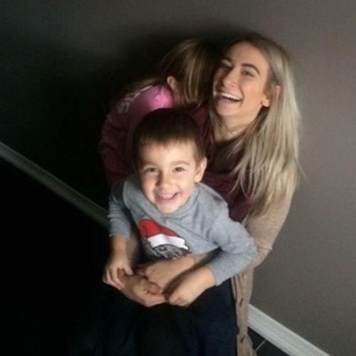 Canadian Nanny Provider Kiana H's Profile Picture
