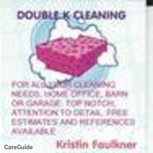 Housekeeper Provider Kristin Faulkner's Profile Picture