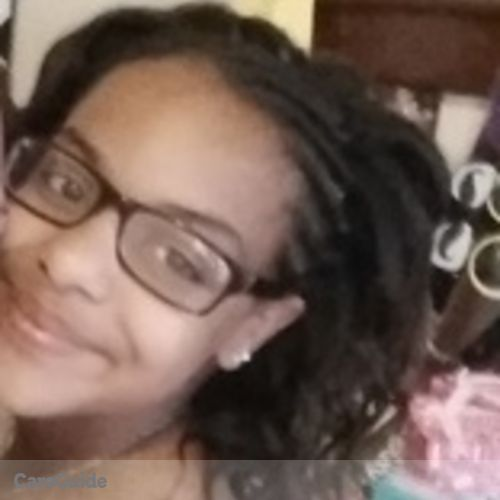 Child Care Provider Jaliyah A's Profile Picture