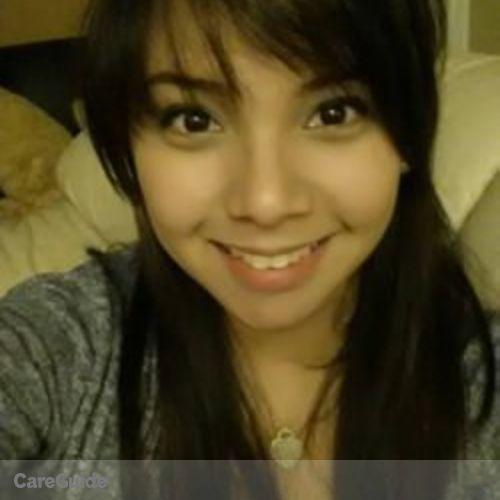 Canadian Nanny Provider Grethelle De Borja's Profile Picture