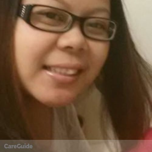 Canadian Nanny Provider Jesusa B's Profile Picture