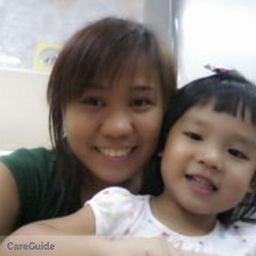 Canadian Nanny Provider Hannah Pagayonan P's Profile Picture