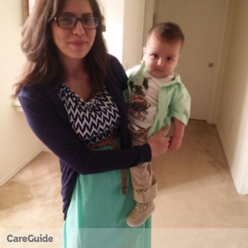 Child Care Provider Ebony D's Profile Picture