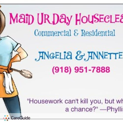 Housekeeper Provider Angelia P's Profile Picture