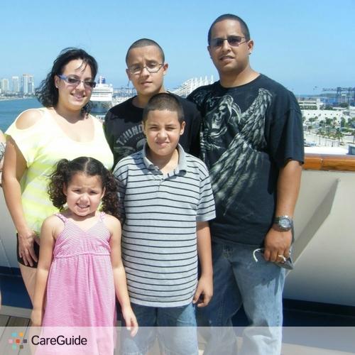 Child Care Provider Jasmine Vega's Profile Picture