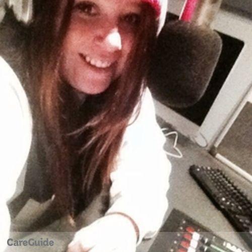 Canadian Nanny Provider Olivia Galanti's Profile Picture