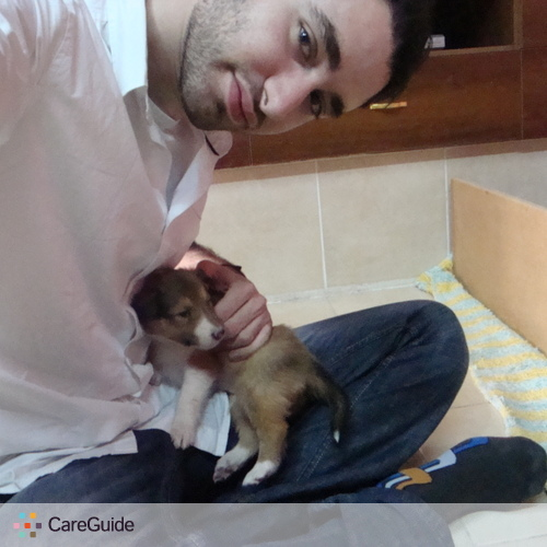 Pet Care Provider MohamadB Khair's Profile Picture