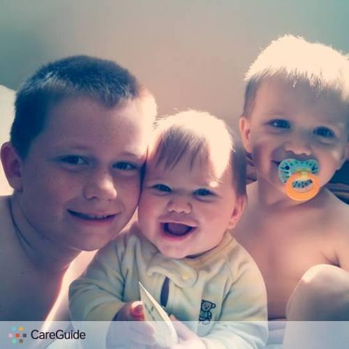 Child Care Provider Nicole R's Profile Picture
