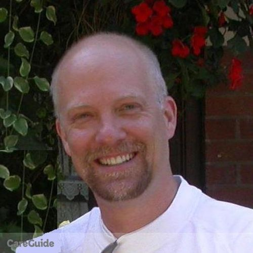House Sitter Provider Michael Weber's Profile Picture