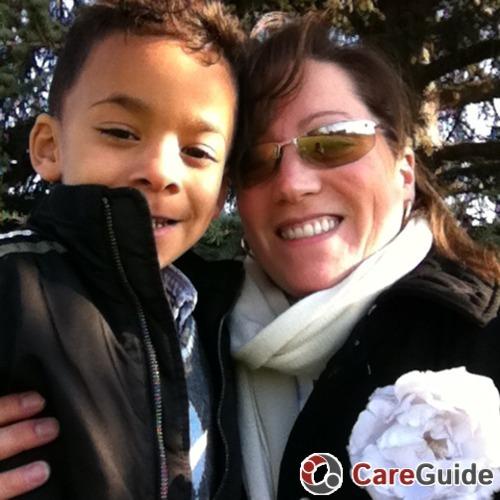 Child Care Job Katina Johnson's Profile Picture