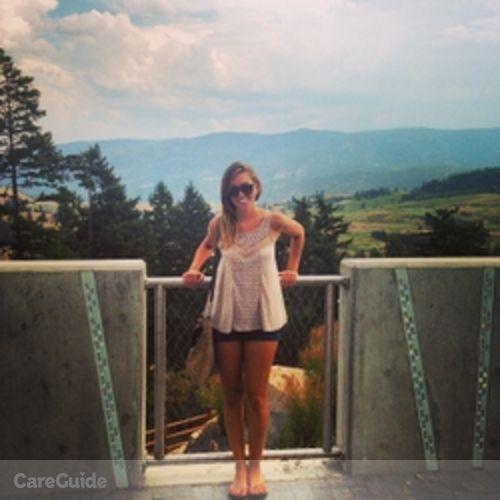 Canadian Nanny Provider Tess Ohirko's Profile Picture