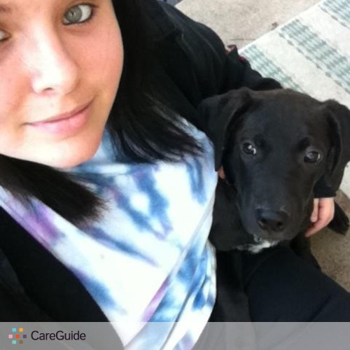 Pet Care Provider Cassidy Stocker's Profile Picture