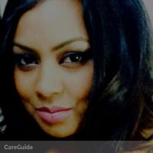 Canadian Nanny Provider Christina Khemraj's Profile Picture