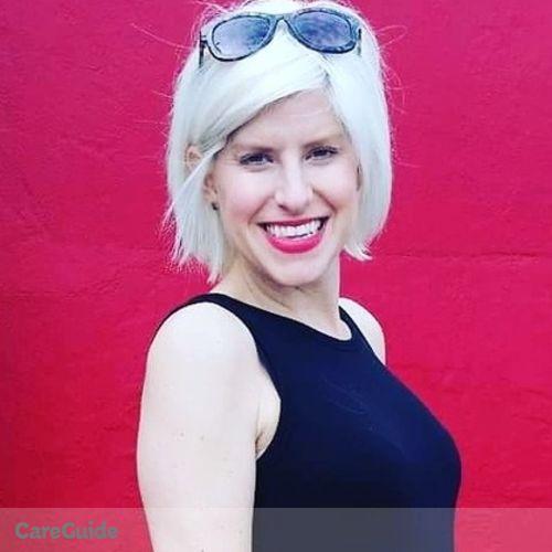 Canadian Nanny Job Rebecca Traynor's Profile Picture