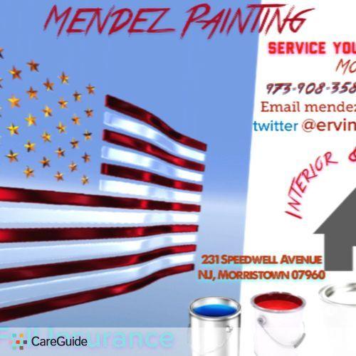 Painter Provider Ervin M's Profile Picture