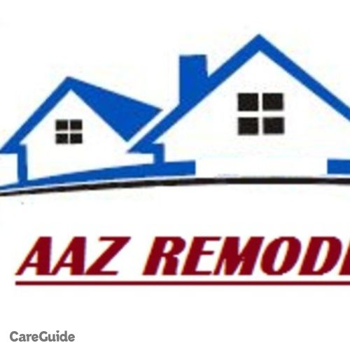 Handyman Provider AAZ Remodeling Handyman's Profile Picture