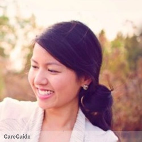 Canadian Nanny Job Kitty Huang's Profile Picture