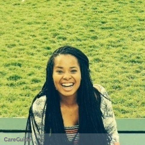 Canadian Nanny Provider Sasondezwa M's Profile Picture