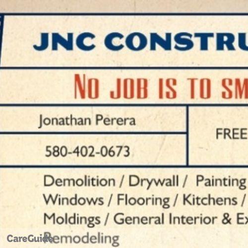 Handyman Provider Jonathan Perera's Profile Picture