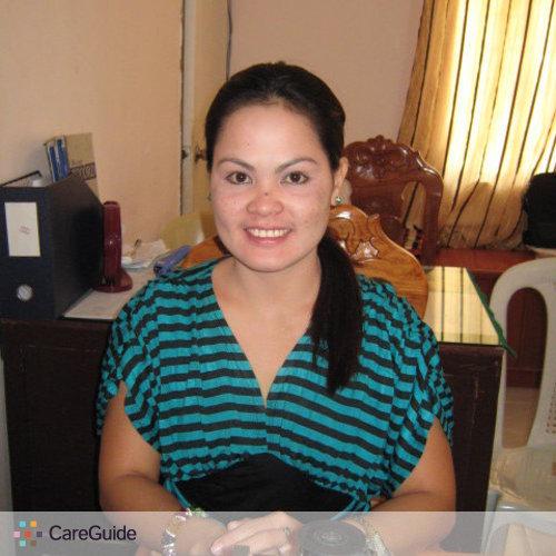 Child Care Provider Evangeline B's Profile Picture