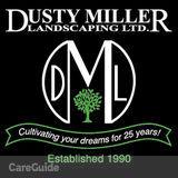Landscape Construction Personnel