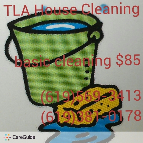 Housekeeper Provider tla house cleaning l's Profile Picture