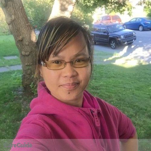 Canadian Nanny Provider Nelia B's Profile Picture