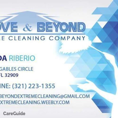 Housekeeper Provider Amanda Riberio Above & Beyond Extreme Cleaning's Profile Picture